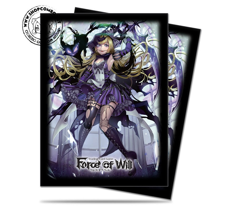 Force of Will - Dark Alice Deck Protectors