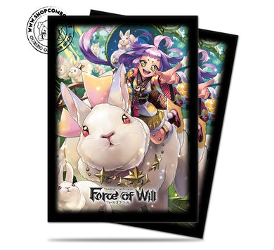 Force of Will - Kaguya Deck Protectors