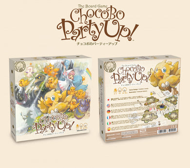 CHOCOBO PARTY UP! THE BOARD GAME [TABLETOP]