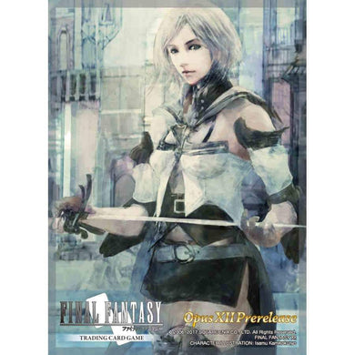 Final Fantasy - OPUS XII Prerelease EXCLUSIVE SLEEVES