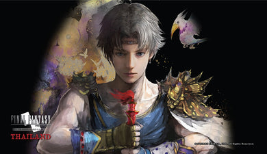 Final Fantasy Exclusive play mat, Store Champion - Bartz