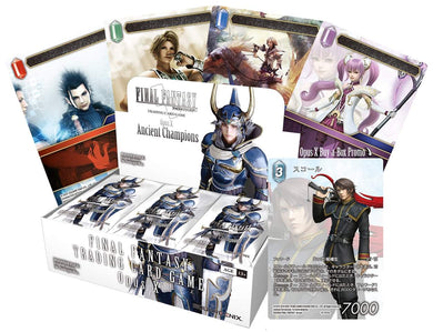 Final Fantasy TCG - OPUS X Booster Box