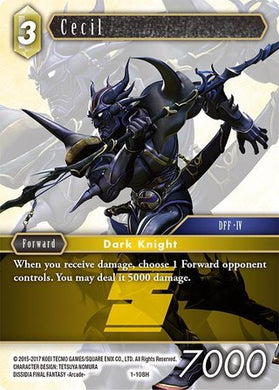 Cecil PR-010 / 1-108 H  Alternate Art Promo