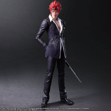 [Pre-Order] FINAL FANTASY® VII REMAKE PLAY ARTS -KAI- ™ RENO [ACTION FIGURE]