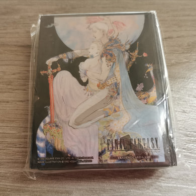 Final Fantasy Sleeves - Amano Art