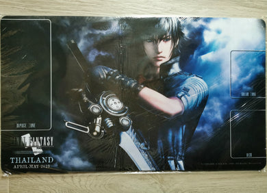 Final Fantasy Exclusive play mat, Store Champion - Noctis