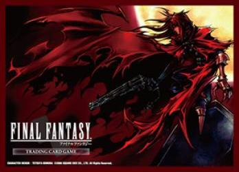 Final Fantasy VII Chapter sleeves - Vincent