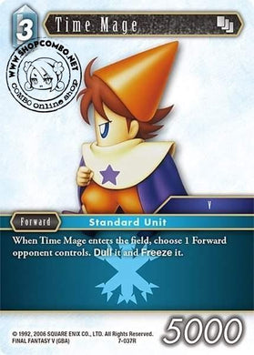Time Mage 7-037