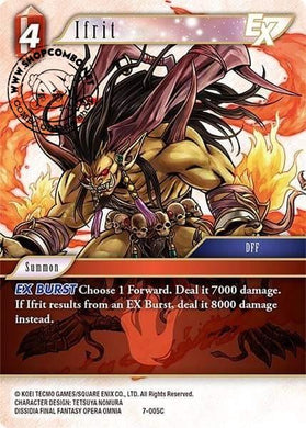 Ifrit 7-005