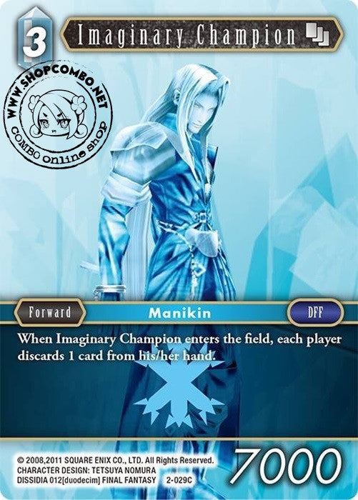 Imaginary Champion 2-029 C Foil