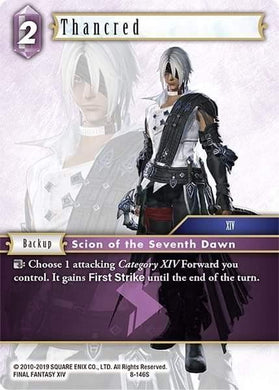 Thancred (8-146) (Foil)
