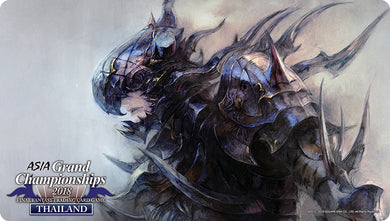 Final Fantasy Exclusive play mat,