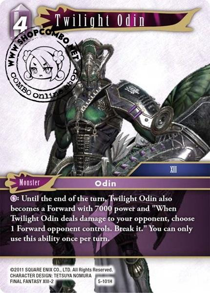 Twilight Odin (5-101)