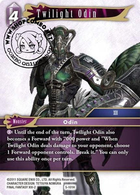 Twilight Odin (5-101) (Foil)