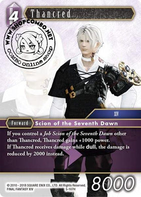 Thancred (5-107) (Foil)