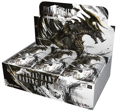 Final Fantasy TCG - OPUS VIII Booster Box