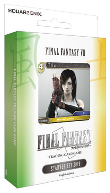 Final Fantasy TCG - VII (2019) Starter Deck