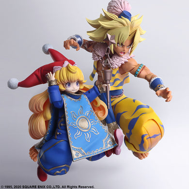 [Pre-order]TRIALS OF MANA BRING ARTS™ ACTION FIGURE KEVIN & CHARLOTTE [SET 02]