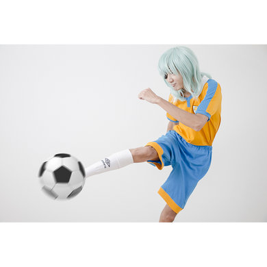 Inazuma Eleven - Raimon football school uniform Cosplay Costume Size M