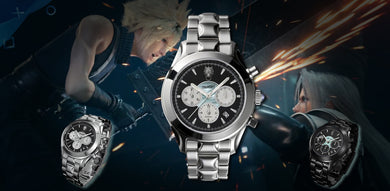 [Pre-Order]FINAL FANTASY VII CHRONOGRAPH With Limited Square Enix X Seiko [Watch]