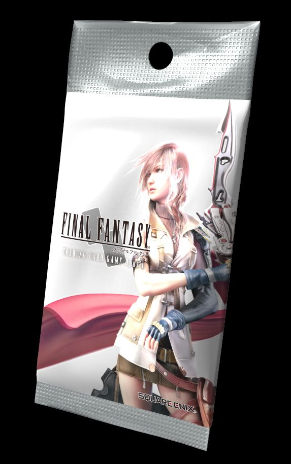 Final Fantasy TCG - OPUS I Booster Pack