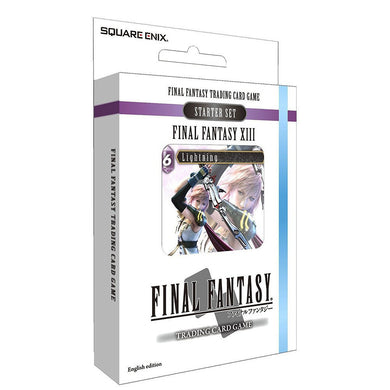 Final Fantasy TCG - XIII (Ice & Lightning) Starter Deck