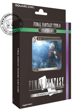 Final Fantasy TCG - TYPE-0 (Thunder&Wind) Starter Deck