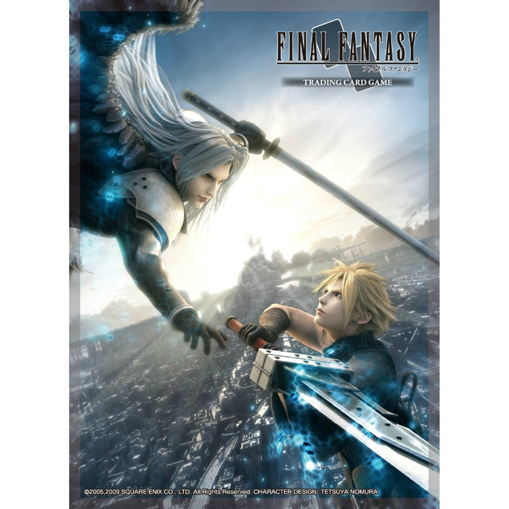 Final Fantasy VII - Advent Children Cloud/Sephiroth sleeves