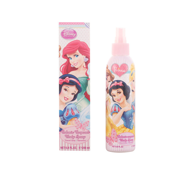 Cartoon PRINCESAS DISNEY cologne body spray 200 ml