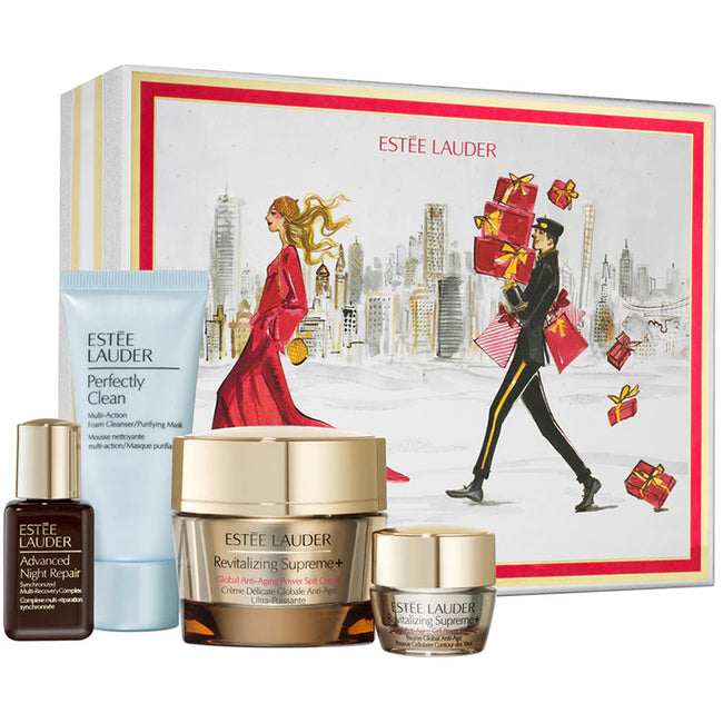 ESTÉE LAUDER REVITALIZING SUPREME+ SET 4 pz