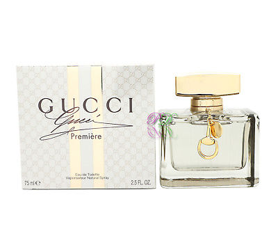 Gucci Premiere Edt 75ml Perfume Women Fragrances Eau de Toilette Spray Boxed New