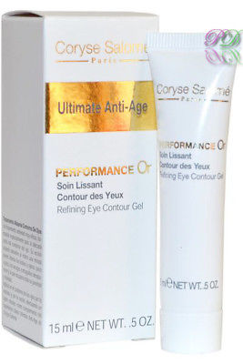 Coryse Salome Ultimate Anti Age Performance Refining Eye Contour Gel 15ml