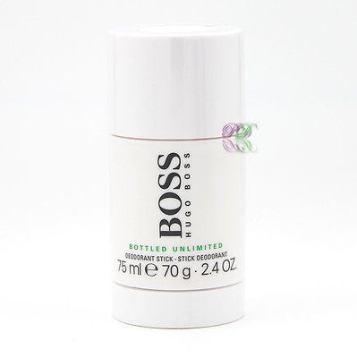 Hugo Boss Bottled Unlimited Deodorant Stick 75ml Men Fragrances for Him Boss