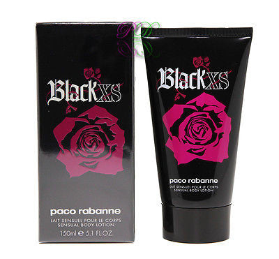 Paco Rabanne Black XS Sensual Body Lotion 150ml Fragancias para mujer en caja y sellada