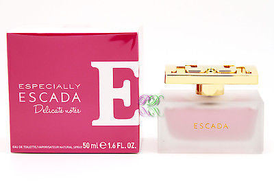 Escada Specially Delicate Notes Edt 75m Perfume Mujer Eau de Toilette Spray Nuevo