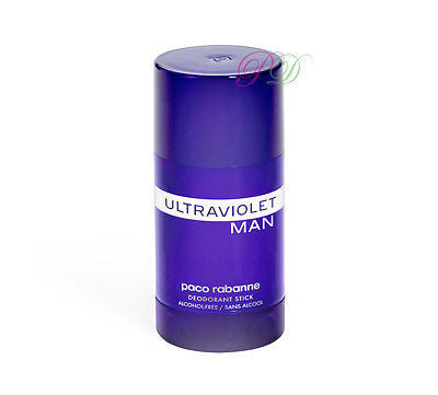 Paco Rabanne Ultraviolet Man Deodorant Stick 75ml Men Ultra Violet New