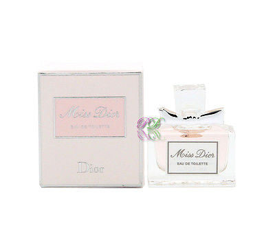 Dior Miss Dior Edt 5ml Perfume Mini Women Miniature Fragrances Boxed New