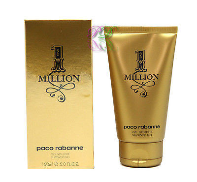 Paco Rabanne One Million Shower Gel 150ml Men Boxed & Sealed New