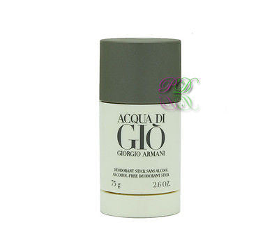 Giorgio Armani Acqua Di Gio Men Deodorant Stick 75g For Men Fragrances New