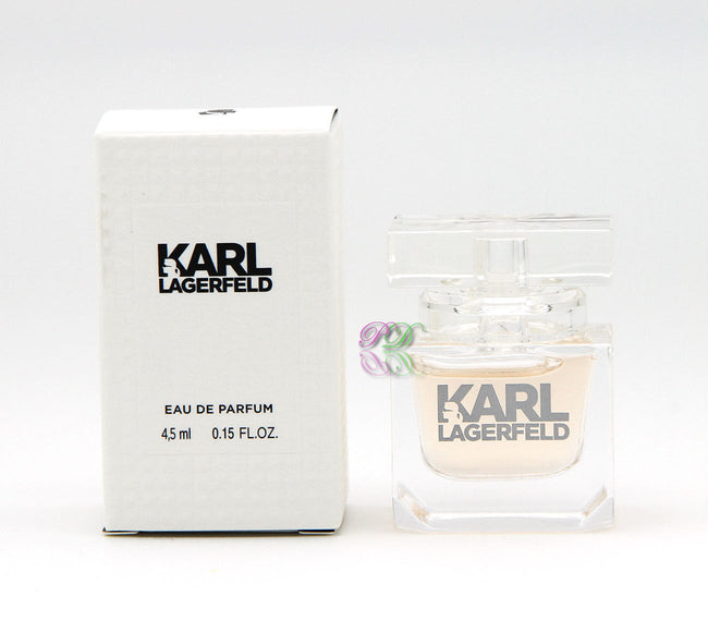 Karl Lagerfeld Edp 4.5ml Eau de Parfum Women Perfume Mini Fragrances Miniature