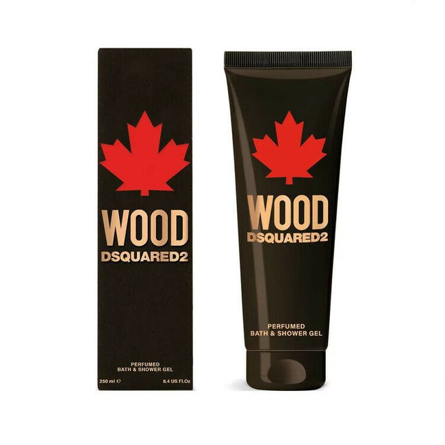 Dsquared2 Wood Perfumed Shower Gel 250ml For Him