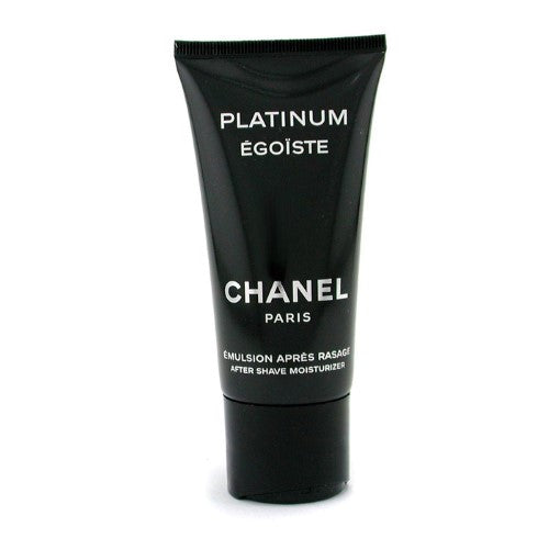 Chanel ÉGOÏSTE PLATINUM after shave tube 75 ml