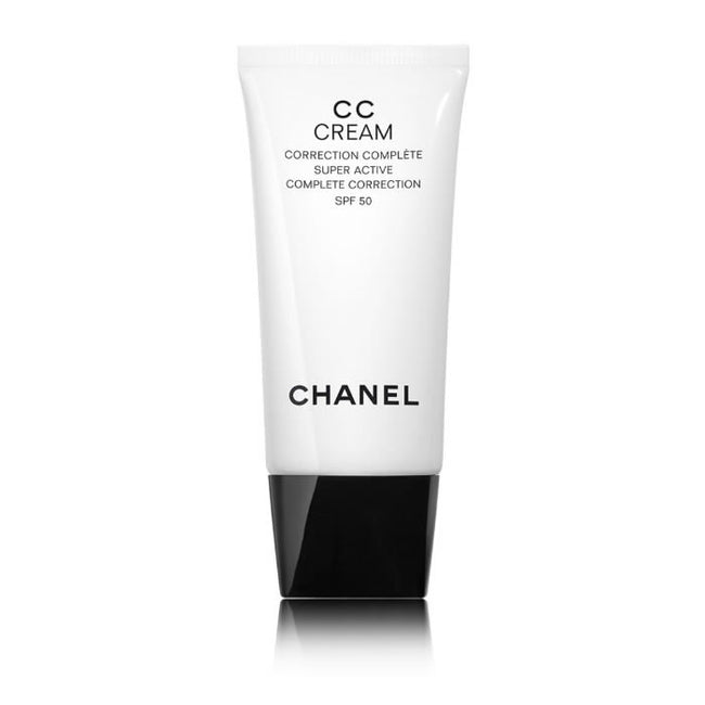 Chanel CC CREAM correction complète super active SPF50 #B50-beige