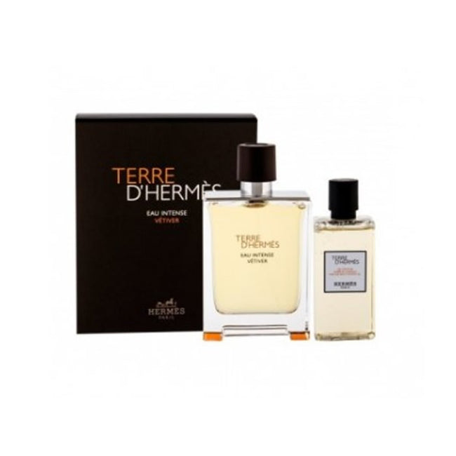 Hermès Terre D Hermès Eau Intense Vétiver Eau De Parfum Spray 100ml Set 2 Pieces 2020
