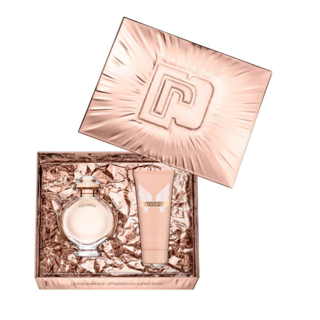 Paco Rabanne Olympea Edp Spray 80ml Set 2 Pieces