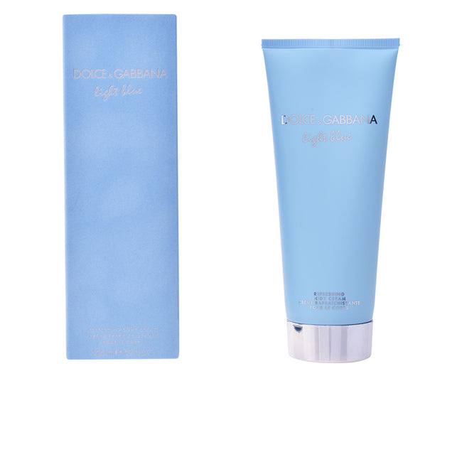 Dolce & Gabbana LIGHT BLUE POUR FEMME body cream 200 ml