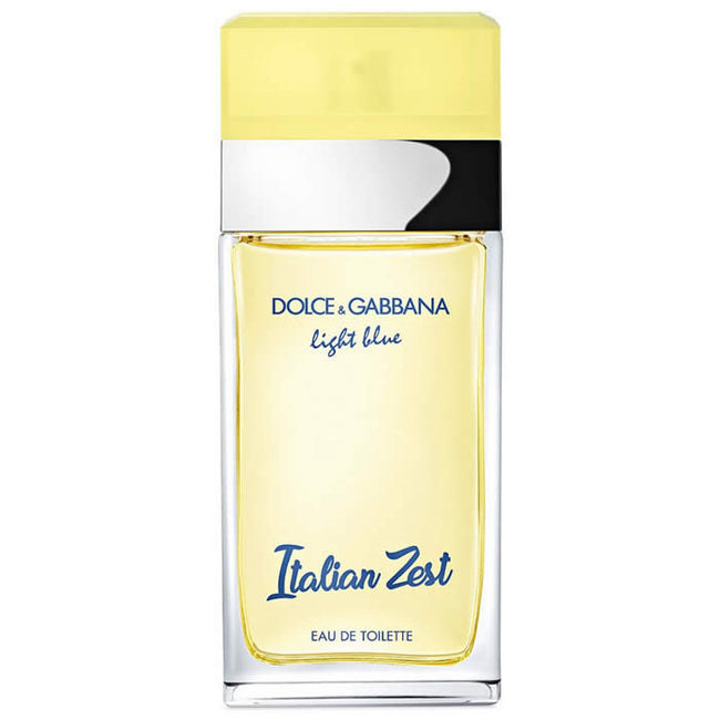 Dolce & Gabbana LIGHT BLUE ITALIAN ZEST edt spray 100 ml