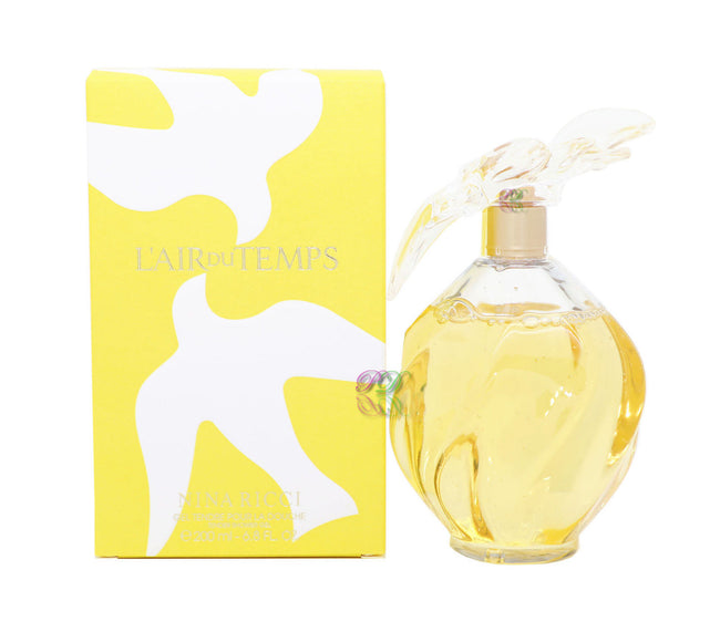 Nina Ricci L'Air Du Temps Shower Gel 200ml Women Fragrances For Her Boxed New