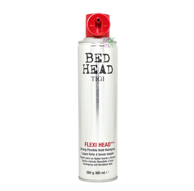 Tigi Bed Head Flexi Head Strong Flexible Hold Hairspray 385ml Hair Spray New