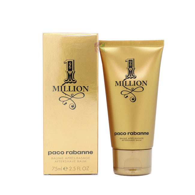 Paco Rabanne One Million Aftershave Balm 75ml Men After Shave Balm Boxed &Sealed